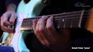 "AFJ Custom Guitars ""Classic S"" - Demo by Alberto Barrero"