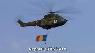 BIAS 2018: Romania's biggest airshow