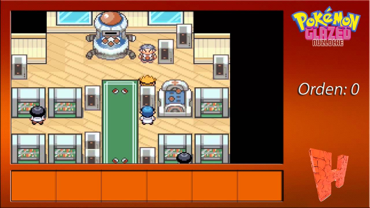 pokemon rom hack pokemon glazed