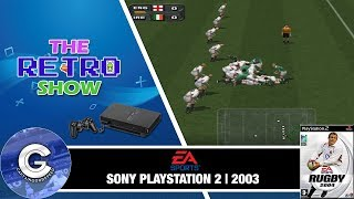 The Retro Show | EA Sports Rugby 2004 | Playstation 2 | I DON'T KNOW WHAT I'M DOING | Retro Games