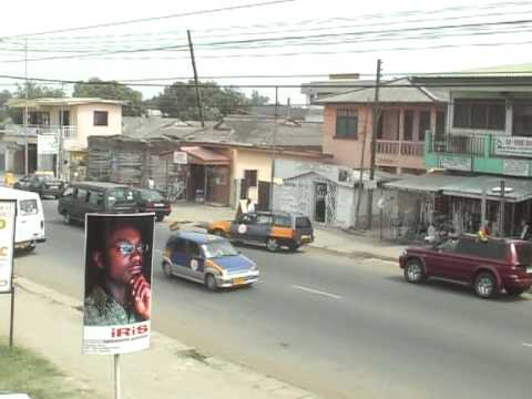 Lartebiokorshie Road, Abossey Okai - Accra, Ghana