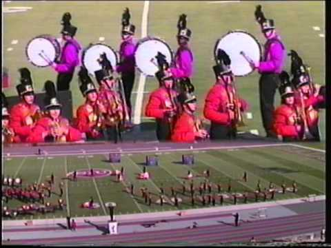 Crimson Express - 1999 SIUC Music and Motion - Includes Performances by SIU Marching Salukis