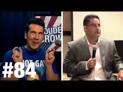 #84 'THE YOUNG TURKS' EXPOSED + DNC PANDERING! Sargon of Akkad and Dean Cain | Louder With Crowder
