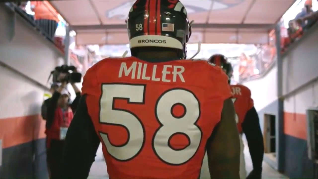 Bronco For Life Von Miller Song