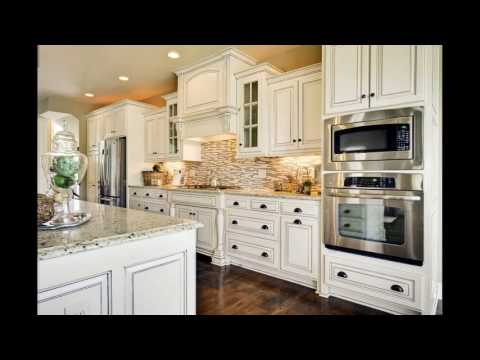 Double wall oven kitchen design