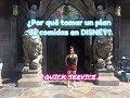 Disney World Dining plan: Quick Service