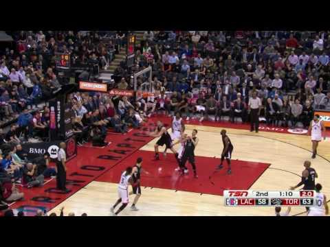 LA Clippers at Toronto Raptors - February 6, 2017