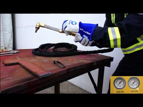 Cutting Torch Safety (for confined space) - Pacific Marine / Logan Pacific Ind. Ltd