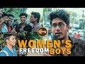 Women' Freedom According to Boys | Opinion About Women Freedom | A Frank Talk Show #24 | Madurai 360