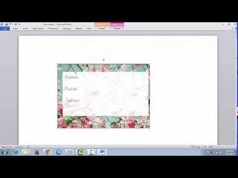 Cara Membuat Stiker Pengiriman Olshop How To Make Sending