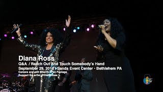 Diana Ross: Reach Out And Touch (Somebody's Hand) | Live 2018