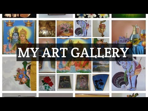 MY PAINTING COLLECTIONS