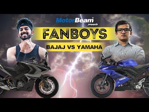 Yamaha R15 V3 vs Pulsar RS 200 - Fanboys | MotorBeam