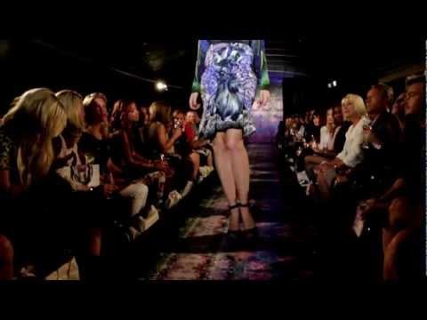 Harvey Nichols Autumn/Winter 2012 Fashion Show