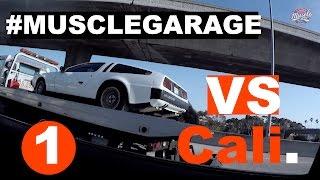 #Musclegarage Vs California Ep.1 (Страх И Ненависть В Лас-Вегасе)