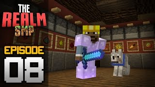 Realms Multiplayer Survival Ep. 8 - AUTOMATIC BREWING STATION! - Minecraft PE (Pocket Edition)