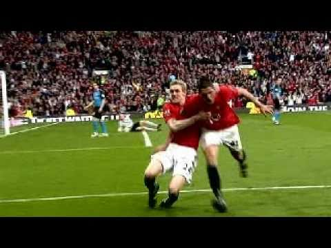 Season Highlights Manchester United 2008/2009