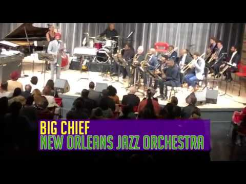 """""""Big Chief""""   The New Orleans Jazz Orchestra"""