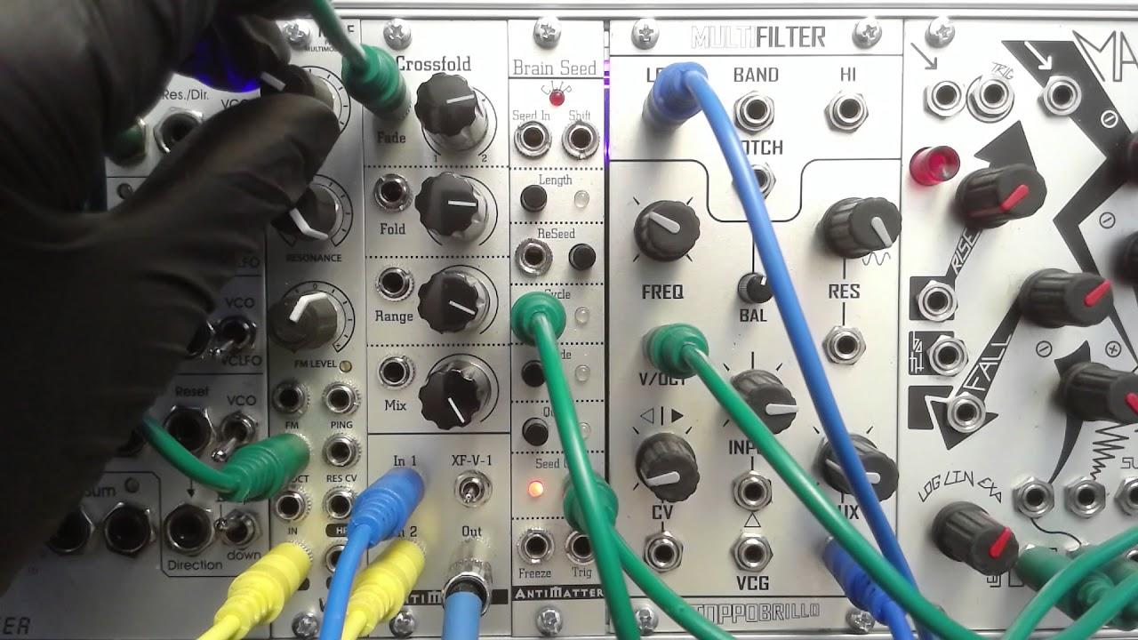 Crossfold | Antimatter Audio