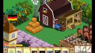 farmville - facebook - hay bale stacking