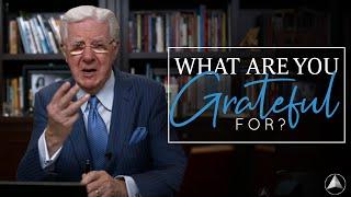 A Gratitude List Will Change Everything!   Bob Proctor