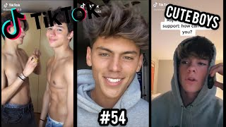 cute tik tok boys i found on tiktok compilation | part 54