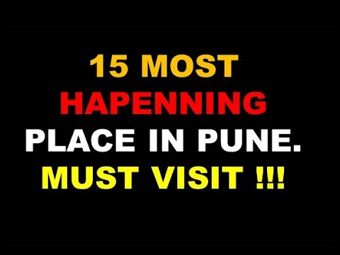 Best Pubs in Pune | 15 most happening places in Pune | 15 Best Party Places In Pune