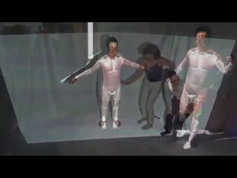 CHI 2017 Preview: Augmented Studio: Projection Mapping on Moving Body for Physiotherapy Education
