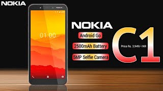 Nokia C1 Unboxing and Review.