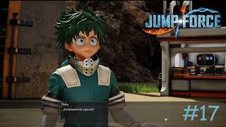 El Deku contra los Jojos :V | Jump Force #17