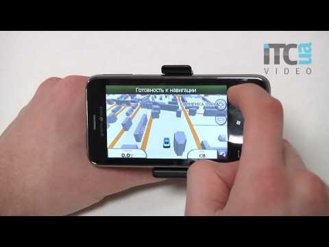 Обзор Garmin-ASUS Nuvifone M10