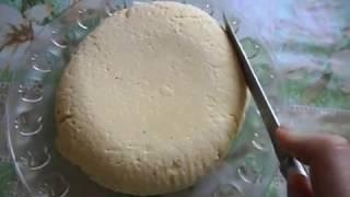 Яичный сыр. Готовим дома!
