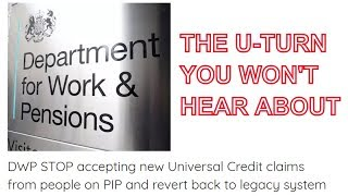 Universal Credit, PIP and ESA - what the government won't be telling you