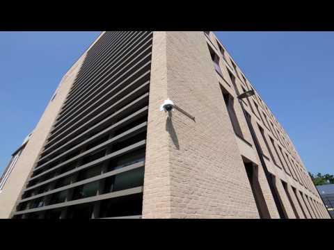 James Dyson Building, Cambridge University - Senior Architectural Systems