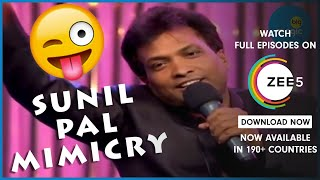vuclip Sunil Pal Epic Mimicry of Bollywood Actors | Best Hindi Stand Up Comedy