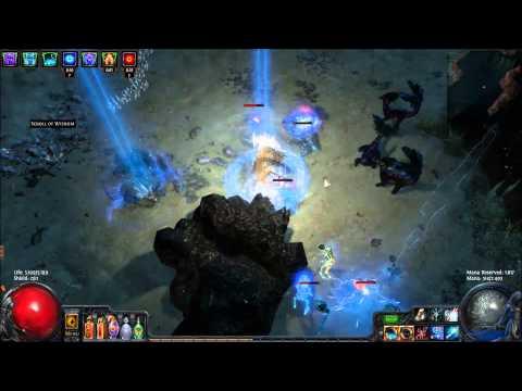 Path Of Exile Lightning Warp Build