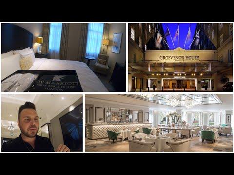 Coolest Hotels: JW Marriott London (Mayfair) - Marriott's Best Park Lane Property