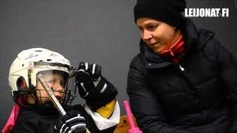 Jääkiekkoleijona #223: Sari Marjamäki // AMJ Karjala-turnaus 2014
