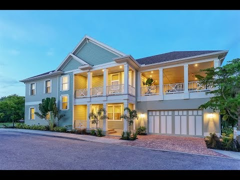 Coastal Contemporary Residence in Sarasota, Florida | Sotheby's International Realty