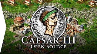 Caesar III ► Open Source Clone Mod! [Julius] - Widescreen & Windowed Mode