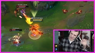SuperTop Shows How To Teleport - Best of LoL Streams #527
