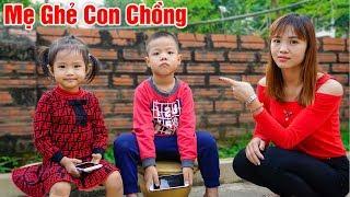Trò Chơi Mẹ Ghẻ Con Chồng - Người Anh Tốt Bụng - Bé Nhím TV - Đồ Chơi Trẻ Em Thiếu Nhi