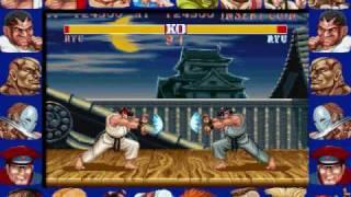 Street Fight II-Ryu