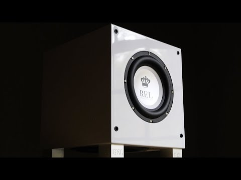Review!  The REL T7i Subwoofer.