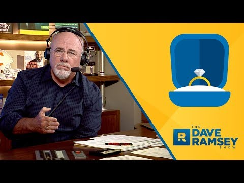 Dave's Advice To Engaged Couples - Dave Ramsey Rant