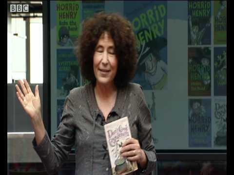 Authors Live Francesca Simon - where do ideas come from?