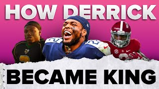 How Derrick became KING HENRY 👑 | #shorts