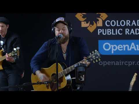 "Nathaniel Rateliff & The Night Sweats play ""Hey Mama"" at CPR's OpenAir"
