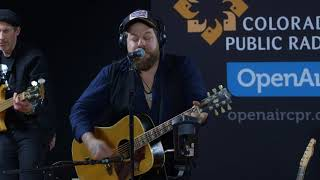 """Nathaniel Rateliff & The Night Sweats play """"Hey Mama"""" at CPR's OpenAir"""