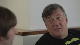 Stephen Fry on the future of Twitter: